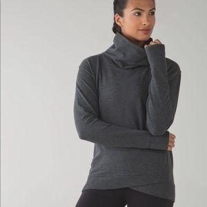 Lululemon Cowl Neck Pullover